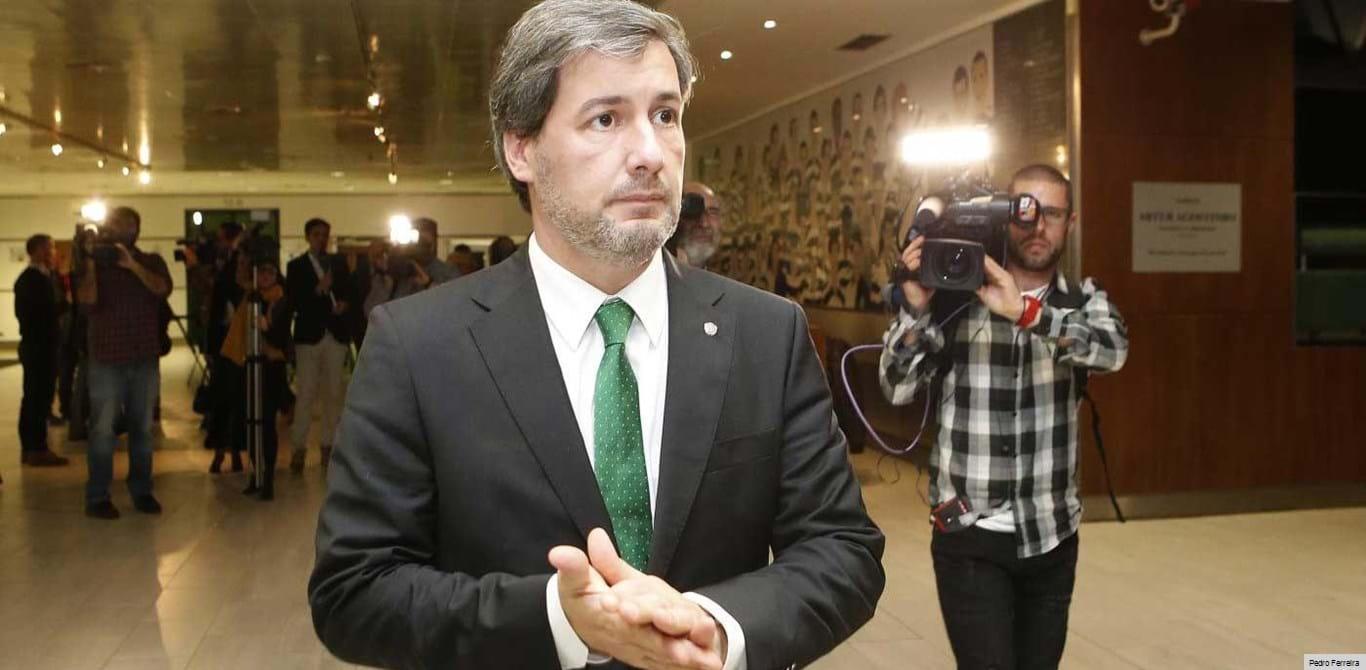 Holdimo sublinha confiança no atual projeto de Bruno de Carvalho