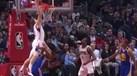 Na NBA, um 'afundanço' pode ser seguido a 'atropelamento'