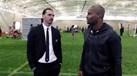 Já imaginou como seria Ibrahimovic na NFL?
