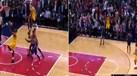 LeBron James falhou o mais fácil e... fez o mais difícil