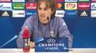 Maradona vai estar no Bernabéu e Modric fica contente por ele não jogar