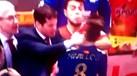 Ricardinho acalmou os ânimos após as agressões a Mario Rivillos