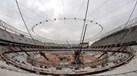 Novo estádio do At. Madrid começa a ganhar forma