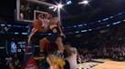 Os melhores momentos do concurso de afundanços da NBA