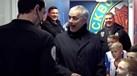 Houve quem fizesse um 'estranho' pedido ao árbitro que deixou Mourinho... assim