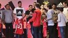 Salvio e o jogo em Dortmund: «Benfica vai a todos os campos para ganhar»