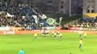 Assim foi a festa leonina no primeiro golo no Estoril