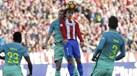 Atlético Madrid-Barcelona, 1-2