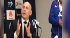Paco Jémez em 'bate-boca' com jornalista