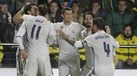 Villarreal-Real Madrid, 2-3