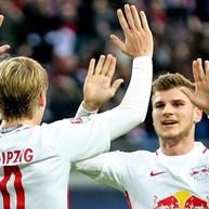 Leipzig prolonga contrato com Emil Forsberg até 2022