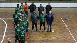 Conheça os operários do futsal que querem surpreender o Sporting