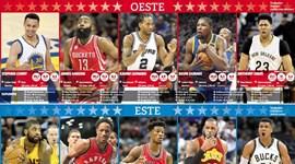 NBA: Há quem tema que este All-Star tenha tudo para correr... mal