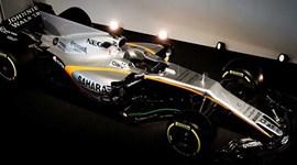Force India mostra o VJM10 ao Mundo