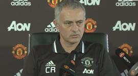 O gesto de Mourinho que surpreendeu todo o mundo