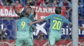Barcelona levou a melhor na capital espanhola