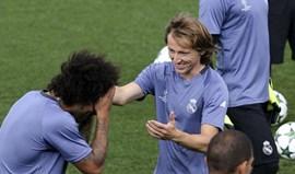 Zidane recebe dois 'reforços' para a visita a Vigo