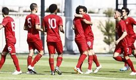 Portugal empata com Marrocos em jogo de preparação
