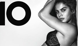 Sara Sampaio em foco na '10 Magazine'