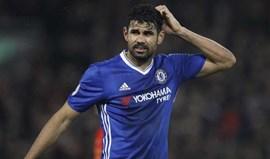 Diego Costa já tem acordo para rumar à China