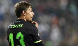 Benfica faz comunicado sobre Coates
