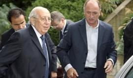Scolari lamenta morte de Amândio de Carvalho