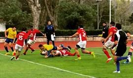 Seleção portuguesa derrotada pela Roménia em jogo-treino