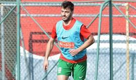 Luís Martins estreia-se nos convocados