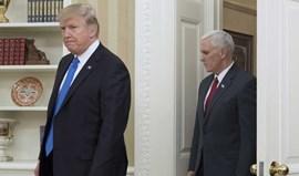 Vice-Presidente dos EUA aconselha Irão a não testar a determinação de Trump