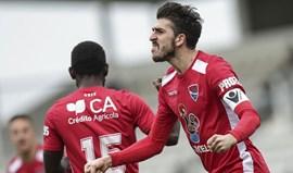 AC Viseu-Gil Vicente, 1-2: Paulinho impôs a primeira derrota a Chaló