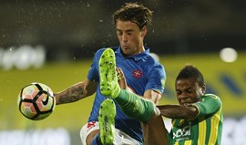 Belenenses-Tondela, 0-0: Sem futebol só podia dar nulo