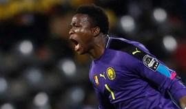 Fabrice Ondoa dedica título dos Camarões a Eto'o