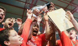 Gondomar acolhe 'final four' da Taça de Portugal