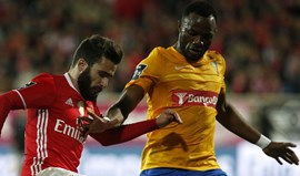Meia-final entre Estoril e Benfica disputa-se no dia de Carnaval