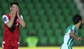 Vukcevic suspenso por três jogos