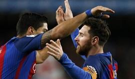 Barcelona empata em jogo quente e está na final da Taça do Rei