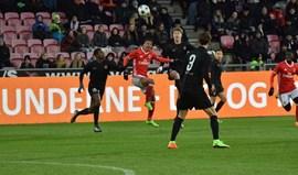 Midtjylland-Benfica, 1-1 (5-6 p.)