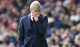 Portugueses dão cabo da cabeça de Wenger