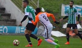 Rio Ave perde ensaio com Shakhtar Donetsk de Paulo Fonseca