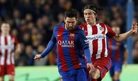 Aí está a primeira renovação de Messi neste ano