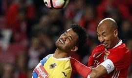 Factos e números do Benfica-Arouca