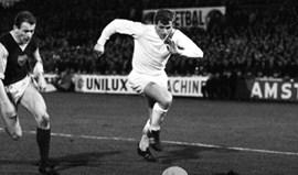 Holanda: Morreu Pietr Keizer, que fez dupla com Johan Cruyff no ataque do  Ajax