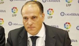 Liga espanhola decreta minuto de silêncio