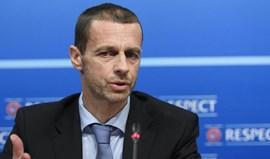 UEFA solidária com federação angolana e famílias das vítimas