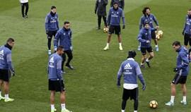 Zidane com surpresas na convocatória para visita ao Osasuna