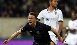 V. Guimarães-FC Porto, 0-2