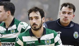 Sporting despediça vantagem de 2-0 e empata em Valença
