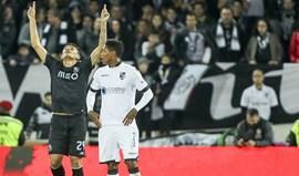 A crónica do V. Guimarães-FC Porto, 0-2: Estofo de candidato