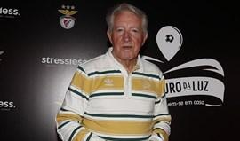 José Augusto considera vantagem jogar primeiro na Luz com Dortmund