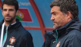 Portugal perde com a Irlanda em La Manga